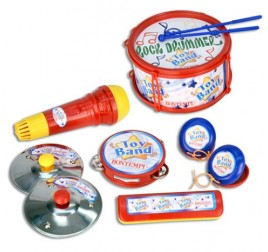 60-2931 MUSICAL BAND KIT