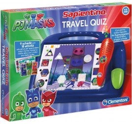 11988 TRAVEL QUIZ PJ MASKS