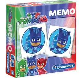 18012 MEMO GAME CLEM. PJ MASKS
