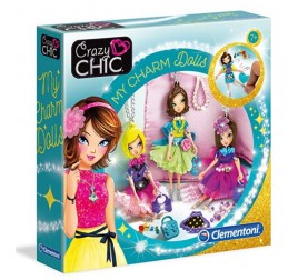 15222 CRAZY CHIC CRAZY DOLLS