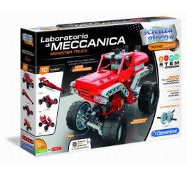 19087 LAB. DI MECCANICA MONSTER TRUCKS
