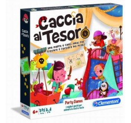 16153 PARTY GAMES CACCIA AL TESORO