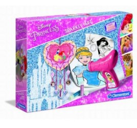 18510 PRINCESS SPARKLY ART