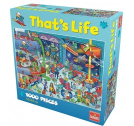 371426 PUZZLE THAT'S LIFE OUTER SPACE 1000 PZ.