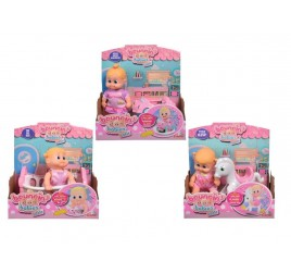 5143324 LITTLE BOUNCIN BABIES C/SUONI