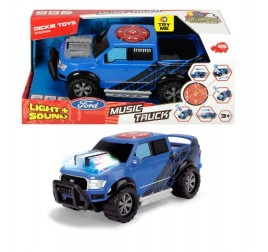 3764004 DICKIE MUSIC TRUCK FORD F150