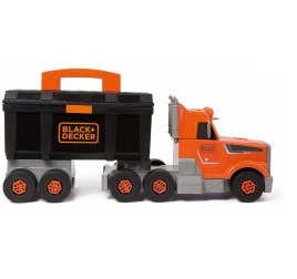 360175 BLACK & DECKER BRICOLO TRUCK