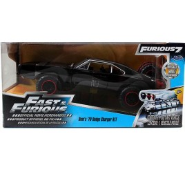 253203011 F & F DODGE CHARGER 1:24