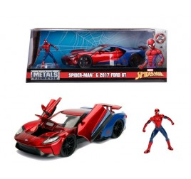253225002 FORD GT +PERS. 1:24