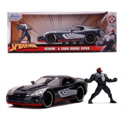 253225015 MARVEL VENOM 2008 DODGE VIPER 1:24