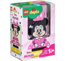 10897 DUPLO MY FIRST MINNIE BUILD