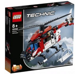 42092 TECHNIC RESCUE HELICOPTER