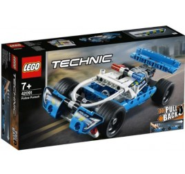 42091 TECHNIC POLICE PURSUIT