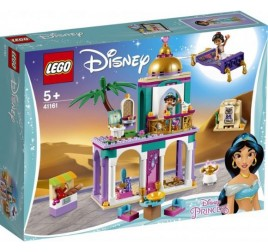 41161 DISNEY PRINC. ALADDIN AND JASMINE'S PALACE
