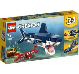 31088 CREATOR DEEP SEA CREATURES