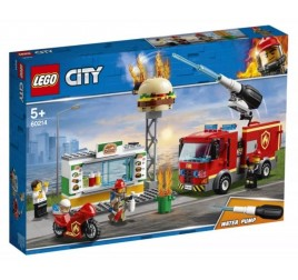 60214 CITY BURGER BAR FIRE RESCUE