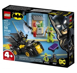 76137 S.H. BATMAN VS RIDDLE ROBBERY