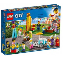 60234 CITY PEOPLE PACK LUNA PARK