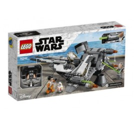 75242 S.W. TIE INTERCEPTOR BLACK ACE