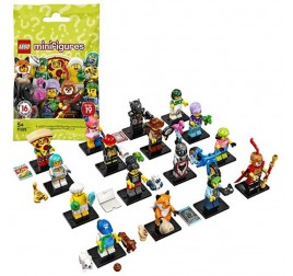 71025 CONFIDENTIAL MINIFIGURES 2019