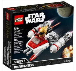 75263 S.W. MICROFIGHTER Y-WING