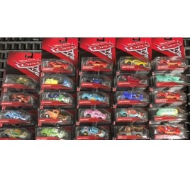 DXV29 CARS 3 BLISTER AUTO