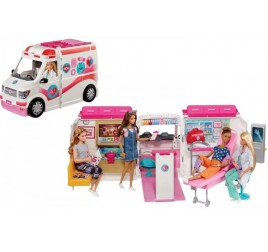 FRM19 L'AMBULANZA DI BARBIE
