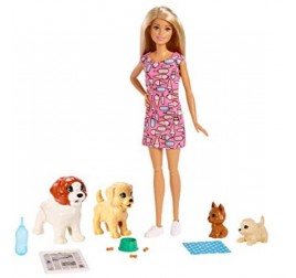 FXH08 BARBIE DOG SITTER
