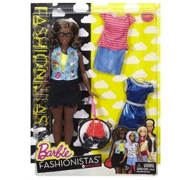 DTF02 BARBIE FASHIONISTAS EMOJI