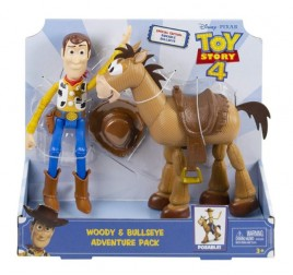 GGB26 CONF. 2 PERS.WOODY E BULLSEYE TOY STORY 4
