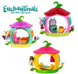 FXM96 ENCHANTIMALS CASETTA