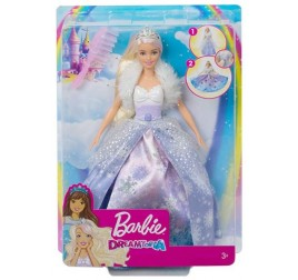 GKH26 BARBIE MAGIA D'INVERNO