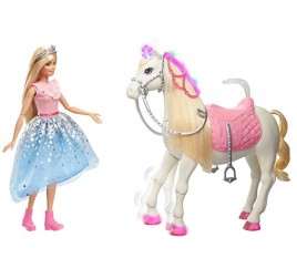 GML79 CAVALLO DI BARBIE