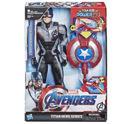 E3301 AVN TITAN HERO POWER FX CAPITAN AMERICA