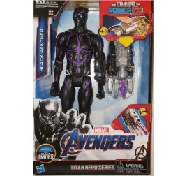 E3306 AVN TITAN HERO POWER FX BLACK PANTHER