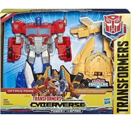 E4218 TRANSF. CYBERVERSE ARK POWER OPTIMUS