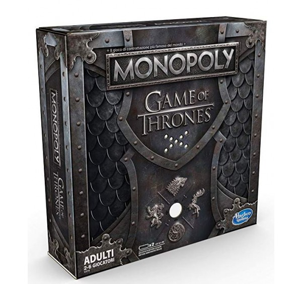 E3278 MONOPOLY GAMES OF THRONES