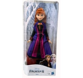 E6710 FROZEN FASHION DOLL ANNA