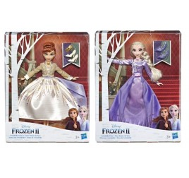 E5499 FROZEN 2 FASHION DOLL VESTITO DELUXE