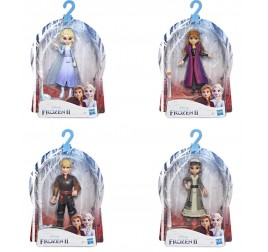 E5505 FROZEN 2 SMALL DOLL BASE