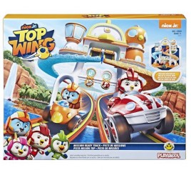 E5277 TOP WING PLAYSET MISSION READY TRACK