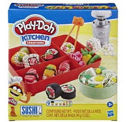 E7915 PLAY DOH SUSHI PLAYSET