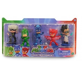 PJM05000 PJ MASKS SET 5 PERS.