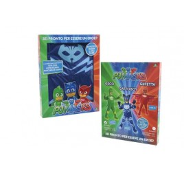 PJA00000 PJ MASKS COSTUME GATTO