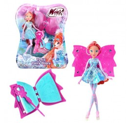 WNX48000 WINX TYNIX BLOOM FAIRY DIARY