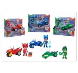 PJU00400 PJ MASKS MOON VEIC. SPACE