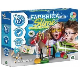 CEN00000 SCIENCE4YOU FABBRICA SLIME