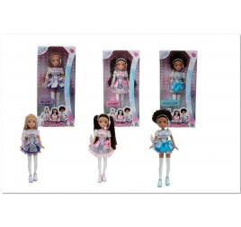 MRC13000 MIRACLE TUNES FASHION DOLL