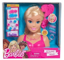 BAR28000 BARBIE STYLING HEAD