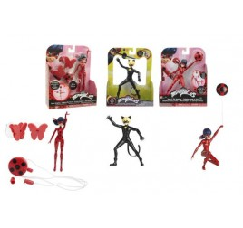 MRA09000 MIRACULOUS DOLL CM.19 DLX